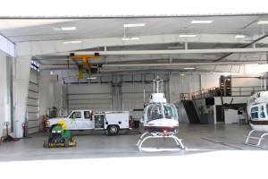 interior hanger