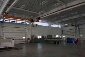 Hanger workshop