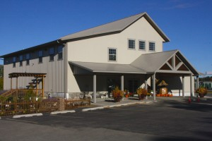 Commercial Garden Center