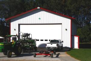Agricultural Farm Shop